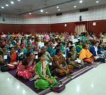 राष्ट्र सेविका समिति – अखिल भारतीय कार्यकारिणी तथा प्रतिनिधिमंडल बैठक प्रारम्भ