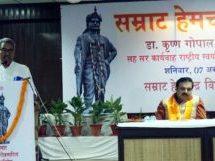संस्कृति, स्वतंत्रता की रक्षा के लिए आत्मगौरव व वीरता भी आवश्यक – डॉ. कृष्ण गोपाल जी