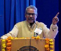 विश्व को सहकार और सहयोग के साथ चलने की प्रेरणा केवल भारत ही दे सकता है – डॉ. कृष्ण गोपाल जी