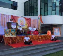 Hindu-Buddhist ideology alone can ensure peace in this world – Suresh Soni Ji