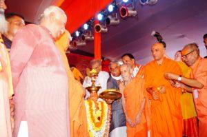 राम जन्मभूमि पर मंदिर निर्माण हमारी आस्था का विषय है – डॉ. मोहन भागवत जी