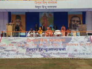 भारत का प्रयोजन दुनिया को सन्मार्ग पर लाना है – डॉ. मोहन भागवत जी
