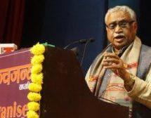 पाञ्चजन्य और ऑर्गनाइज़र ने भारत की पहचान को स्वर देने का काम किया – डॉ. मनमोहन वैद्य जी