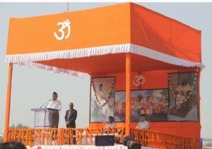 मूल्य आधारित परंपरा के कारण दुनिया में है भारत का सम्मान – डॉ. मोहन भागवत जी