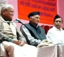 Do not bind Hindu dharma in communal limits – Suresh Bhaiyyaji Joshi