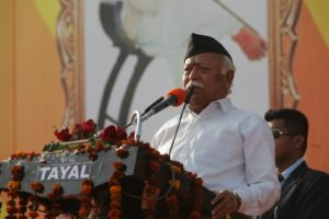 Entire society should get involved in Sangh – Dr. Mohan Ji Bhagwat