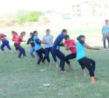 क्रीडा भारती ने मनाया स्थापना दिवस