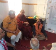 भगवान बुद्ध की प्रज्ञा करुणा व समता को आत्मसात करना होगा – आलोक कुमार जी