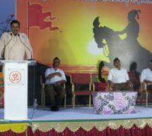 RSS's man making mission is unique – V.V. Laxminarayana Ji