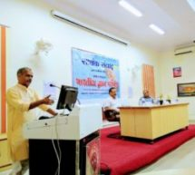 भारतीय परंपरा, साहित्य का सम्मान देश हित में है – जे. नंदकुमार जी