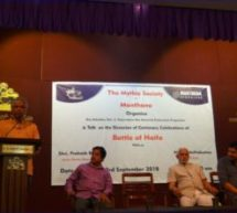 Ignoring true history and true heroes of the country dismal – Prakash Belavadi