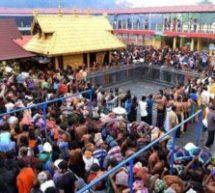 Sabarimala issue – South Indian Devaswom ministers skip meeting on Sabarimala called by CM Vijayan
