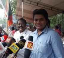 Vindictive Pinarayi govt. sacks CPI(M) leader's daughter after her son visited BJP protest meet