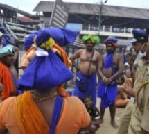 Police harassment continues in Sabarimala; several devotees return without darshan