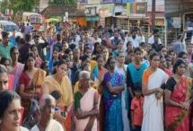Under pressure from CM, Devaswom Board for young women's entry in Sabarimala