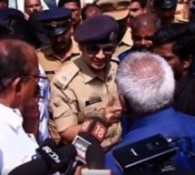 Controversial cop Yatish Chandra insults Central Minister
