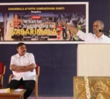 Sabarimala not a case of fundamental right but following temple traditions