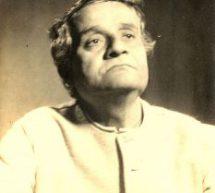 Remembering Jnananjan Niyogi Ji