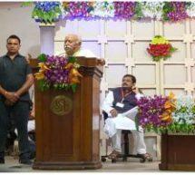 RSS Sarsanghchalak lauds Air-strikes, says real tributes paid to veer Jawans