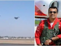 Indian Air force honours martyr Wg Cdr Sahil Gandhi by flying #MissingMan formation