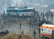 Pulwama terror attack – CRPF convoy targeted in J&K; 23 jawans martyred