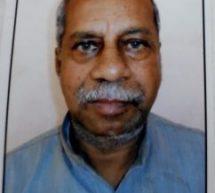 Veteran RSS Pracharak Prakash Kamath passed away