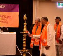 New Zealand Dy PM invokes values of Hindu Dharma