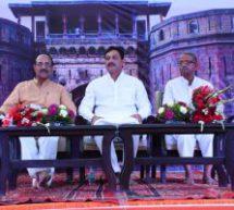 शिवाजी सम्पूर्ण भारत के आदर्श – संभाजी राजे