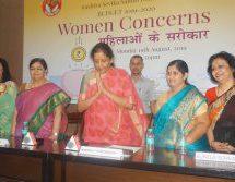 जीडीपी में महिलाओं के योगदान के उचित मूल्यांकन की आवश्यकता है – निर्मला सीतारमण