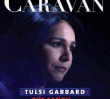 The Caravan, तुलसी गेबार्ड और संघ