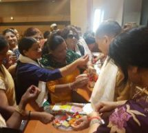 Rakshabandhan is festival of humanity – Indresh Kumar Ji
