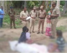 Tamil Nadu – Temple priest and his son killed for opposing encroachment in Karur