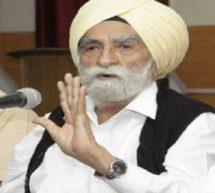 Statement of Punjab Prant Sanghchalak