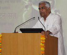 राष्ट्रीय स्वयंसेवक संघ संपूर्ण भारत के समाज का संगठन है – अनिरुद्ध देशपांडे
