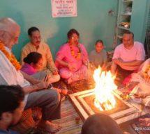 राम द्रोहियों को सद्बुद्धि के साथ मंदिर निर्माण की शेष बाधाओं को दूर करें भगवान – विनोद बंसल