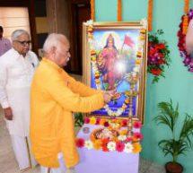 अयोध्या में श्रीराम मंदिर निर्माण का मुद्दा राजनैतिक नहीं, देश की आस्था का विषय है – डॉ. मनमोहन वैद्य