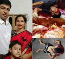 RSS Swayamsevak's entire family brutally murdered in West Bengal, liberals remain mute