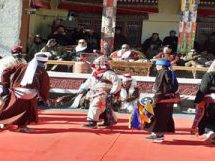 Losar Festival – Laddakhi New Year being celebrated with traditional fervor & enthusiasm