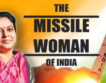डॉ. टेसी थॉमस – अग्नि-5 का नेवी एडिशन बनाने में जुटीं भारत की अग्निपुत्री