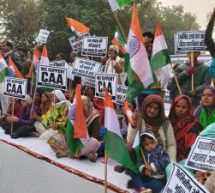 Refugees from Pak and Afghan organise rally in support of CAA