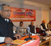 धर्म का अनुसरण करने वाले ही कल्याणकारी योजनाएं चला सकते हैं – डॉ. सुरेंद्र जैन