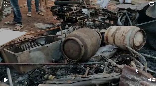 Mob attacks Hindu homes in Bhainsa, Telangana