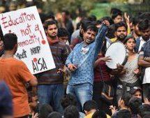JNU Protest में खुलासा – छात्रों ने कहा, शिक्षकों के दबाव में प्रदर्शन में शामिल होते हैं