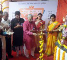 भारत के सेवा प्रकल्पों को अध्यात्म का अधिष्ठान है – डॉ. मनमोहन वैद्य