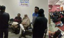 #CAA – RS MP & senior journalist Swapan Dasgupta, 70 others locked in by SFI activists