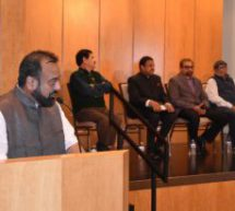 लॉस एंजिल्स में नागरिकता संशोधन अधिनियम के समर्थन में संगोष्ठी का आयोजन