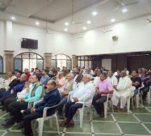 लोकाधिकार मंच द्वारा सामाजिक, धार्मिक संस्थाओं के साथ बैठक का आयोजन