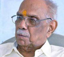 Padmavibhushan P. Parameswaranji is no more