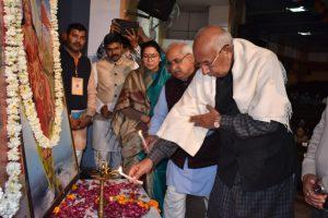 विकास का भारतीय मॉडल ही समृद्धि, रोजगार, सुख और शांति का आधार है – सतीश कुमार