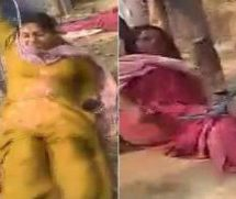 WB – Primary school teacher and her sister assaulted & dragged by TMC leader